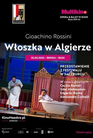 Włoszka w Algierze z Salzburger Festspiele
