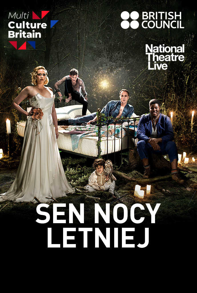National Theatre Live: Sen nocy letniej
