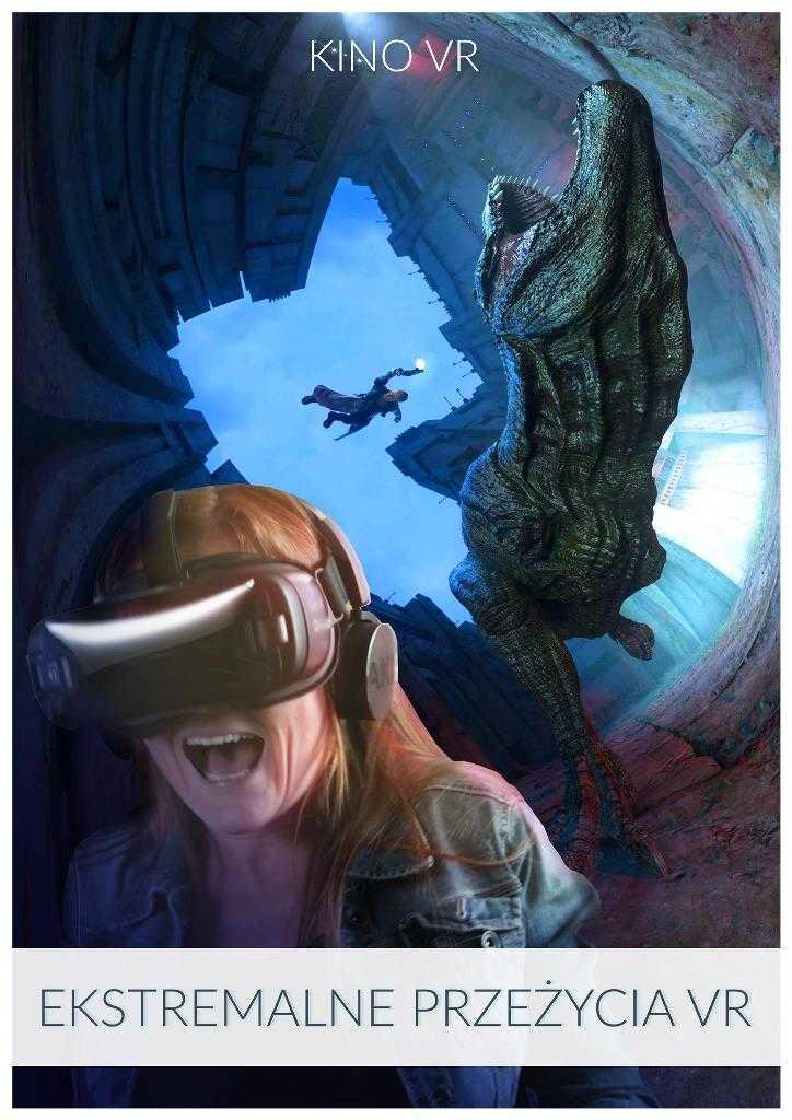 Multikino VR: Ekstremalne przeżycia