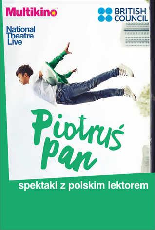 National Theatre Live: Piotruś Pan