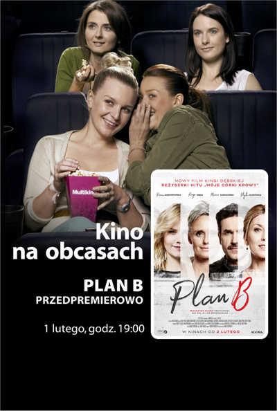 Kino na Obcasach: Plan B