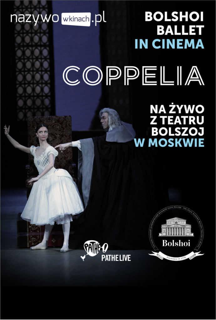 Balet Bolszoj: Coppelia