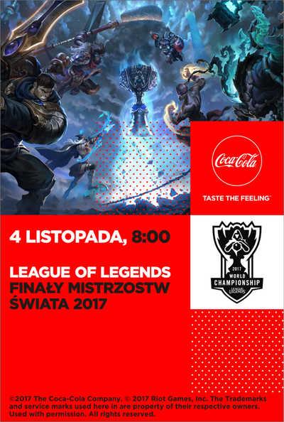 League Of Legends: finały Mistrzostw Świata
