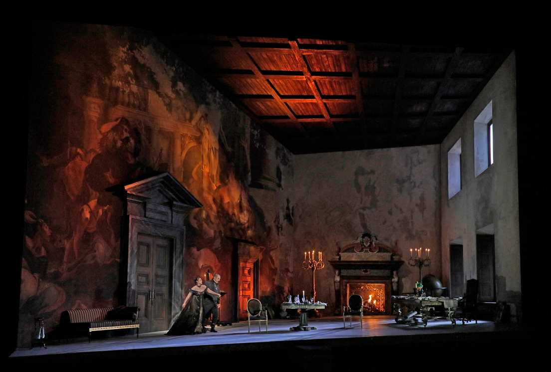 Met Opera: Tosca LIVE