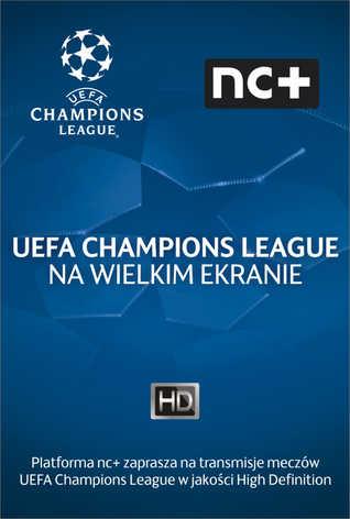 LM UEFA: półfinał 2