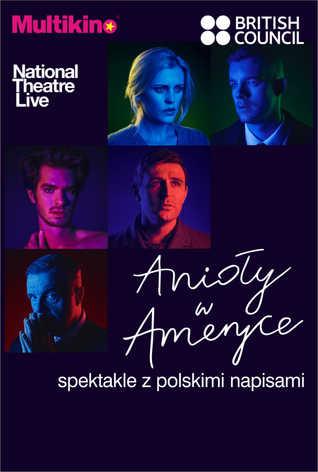National Theatre Live: Anioły w Ameryce cz.1