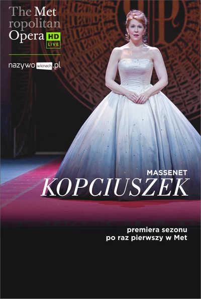 Met Opera: Kopciuszek