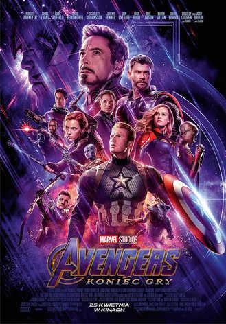 Avengers: Koniec gry - Wersja rozszerzona