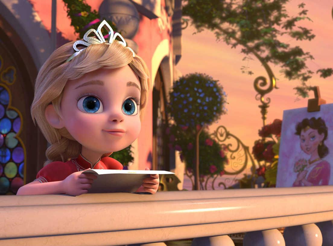 Księżniczka i smok