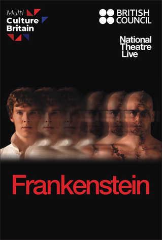 National Theatre Live: Frankenstein - Jonny Lee Miller jako Monstrum