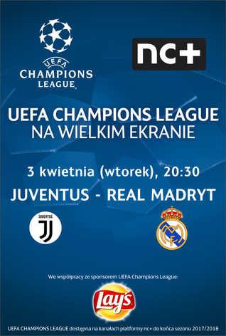 Liga Mistrzów UEFA: Juventus - Real Madryt