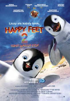 Happy Feet: Tupot Małych Stóp 2