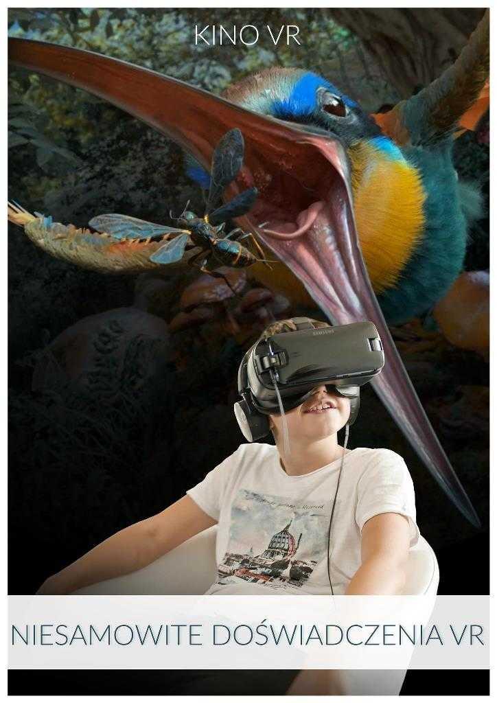 Multikino VR: Niesamowite doświadczenia