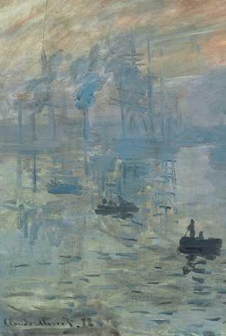 Wystawa na ekranie: Ja, Claude Monet