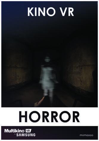 Multikino VR: Horrory