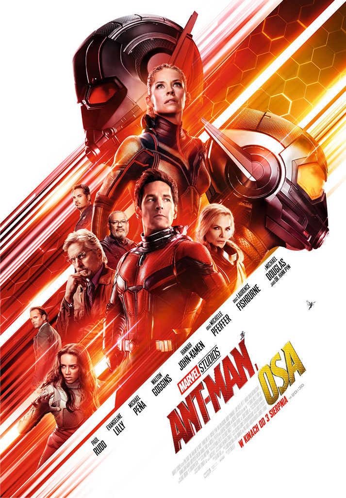 Ant - Man i Osa (2018)