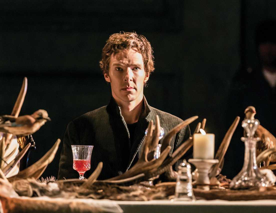 National Theatre Live: Hamlet z Benedictem Cumberbatchem
