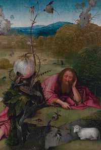 Wystawa na ekranie: Osobliwy świat Hieronymusa Boscha