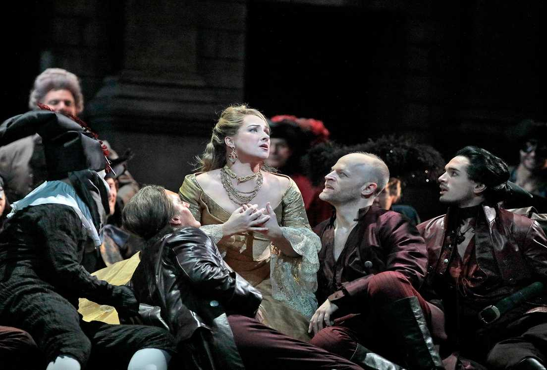 Met Opera: Romeo i Julia