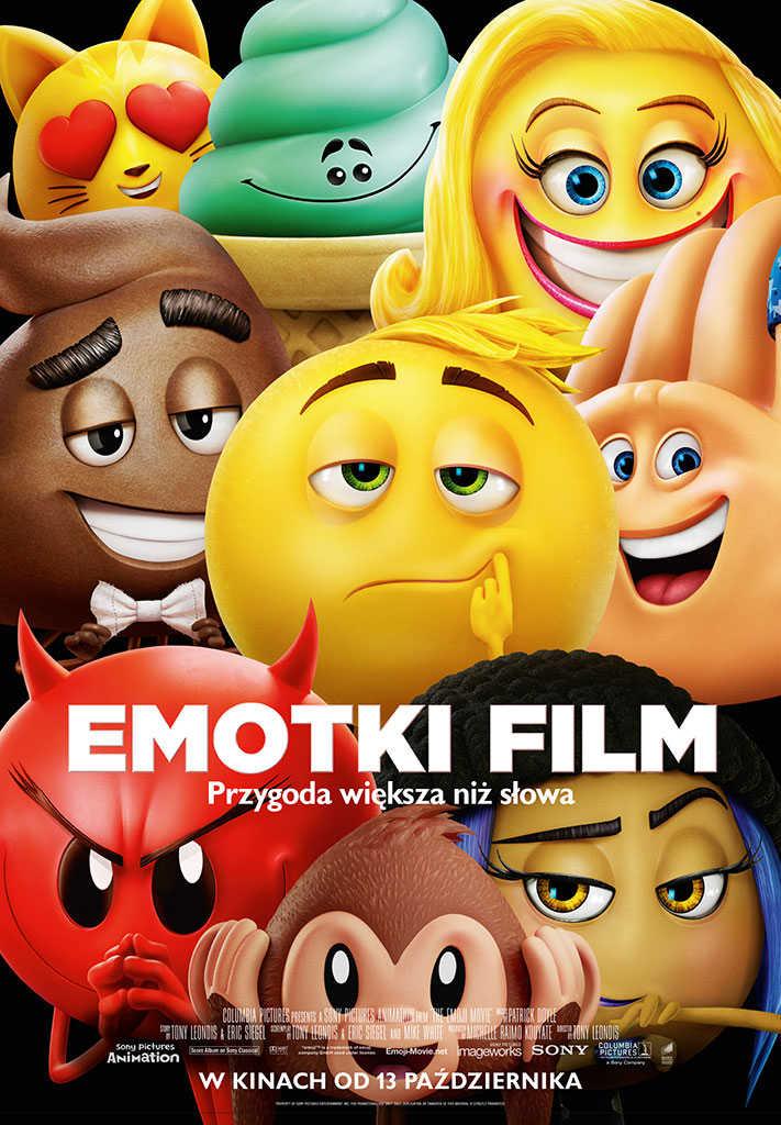 Emotki. Film