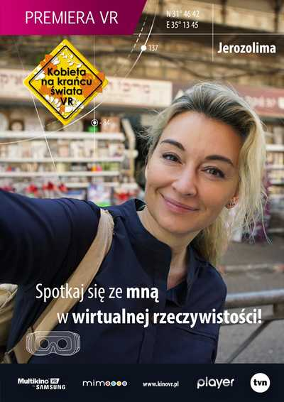 Multikino VR: Kobieta na krańcu świata