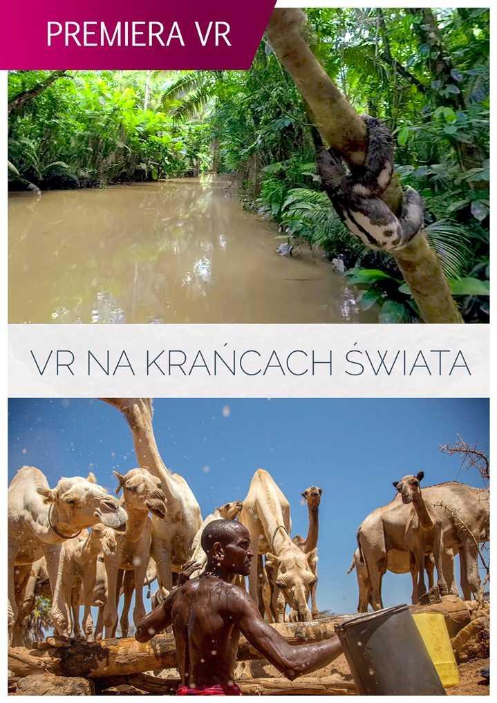 Multikino VR: VR na krańcach świata