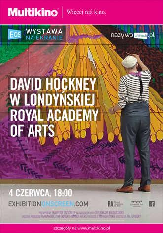 Wystawa na ekranie: David Hockney w londyńskiej The Royal Academy Of Arts