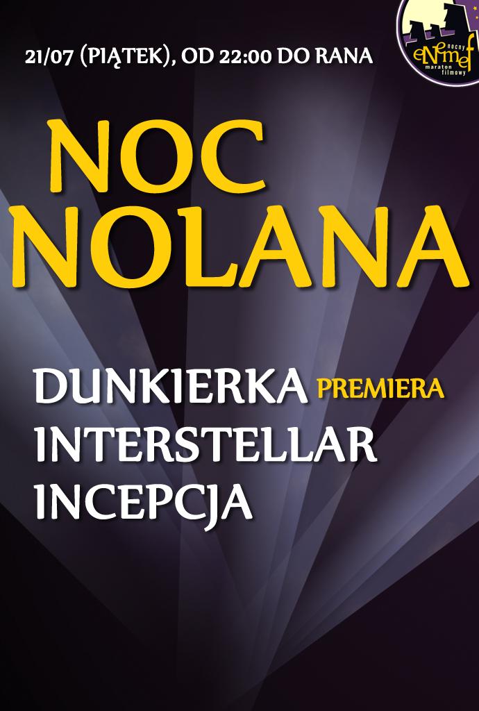 ENEMEF: Noc Nolana z premierą Dunkierki