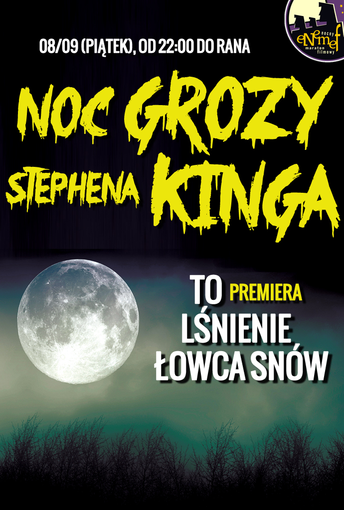 ENEMEF: Noc Grozy Kinga