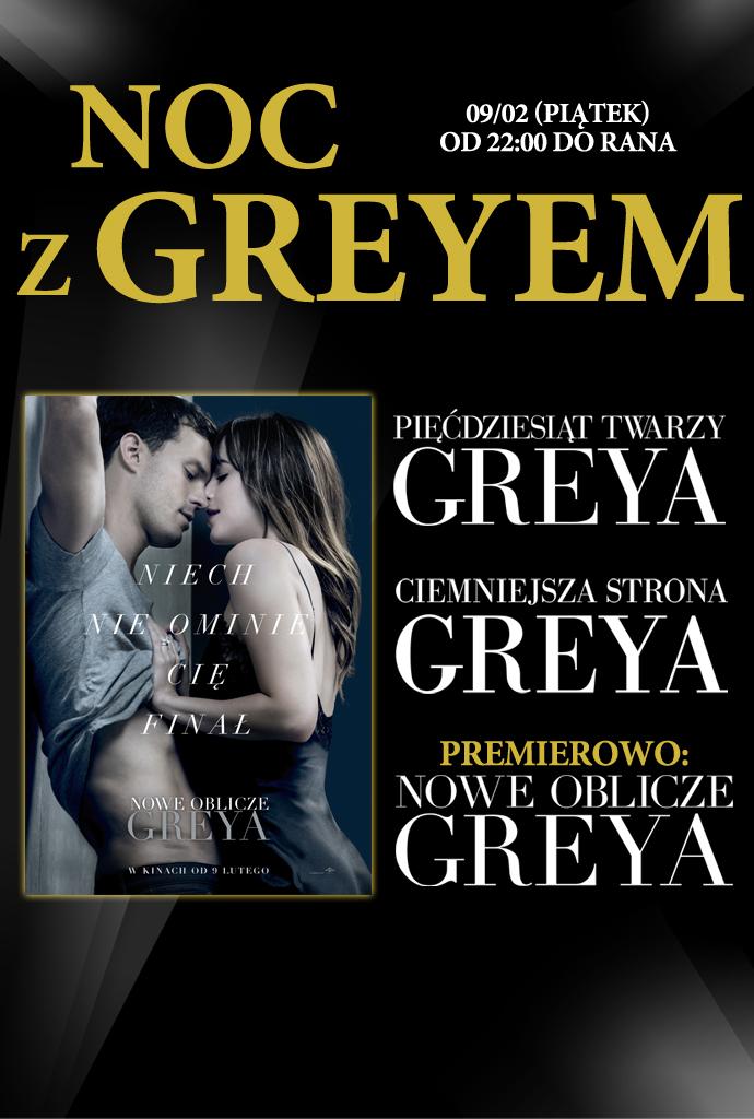 Noc z Greyem