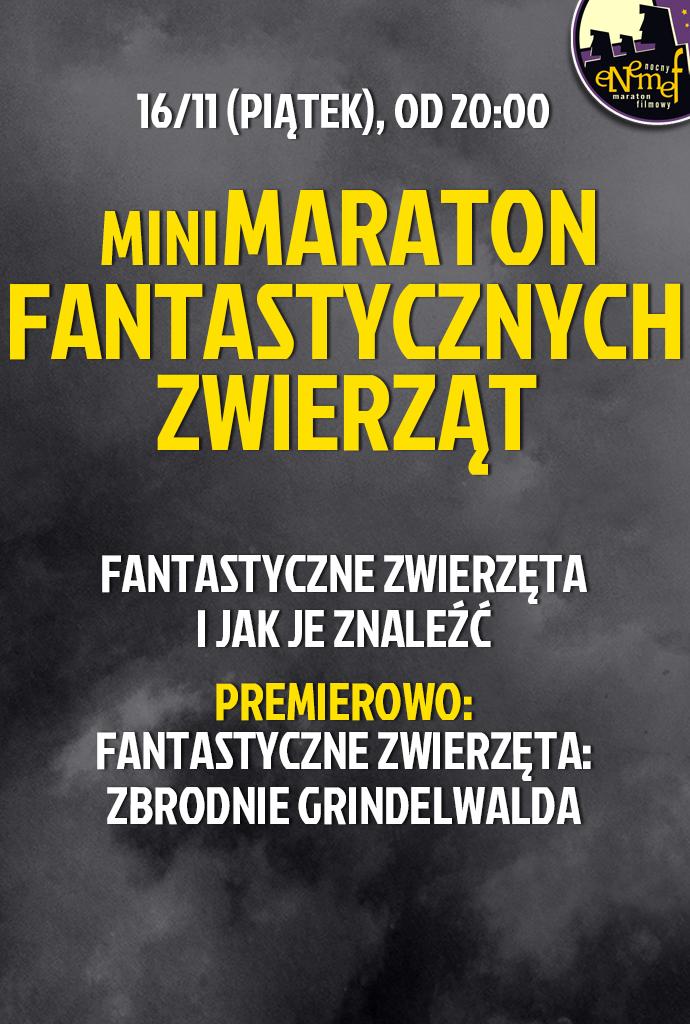 ENEMEF: Minimaraton Fantastycznych Zwierząt