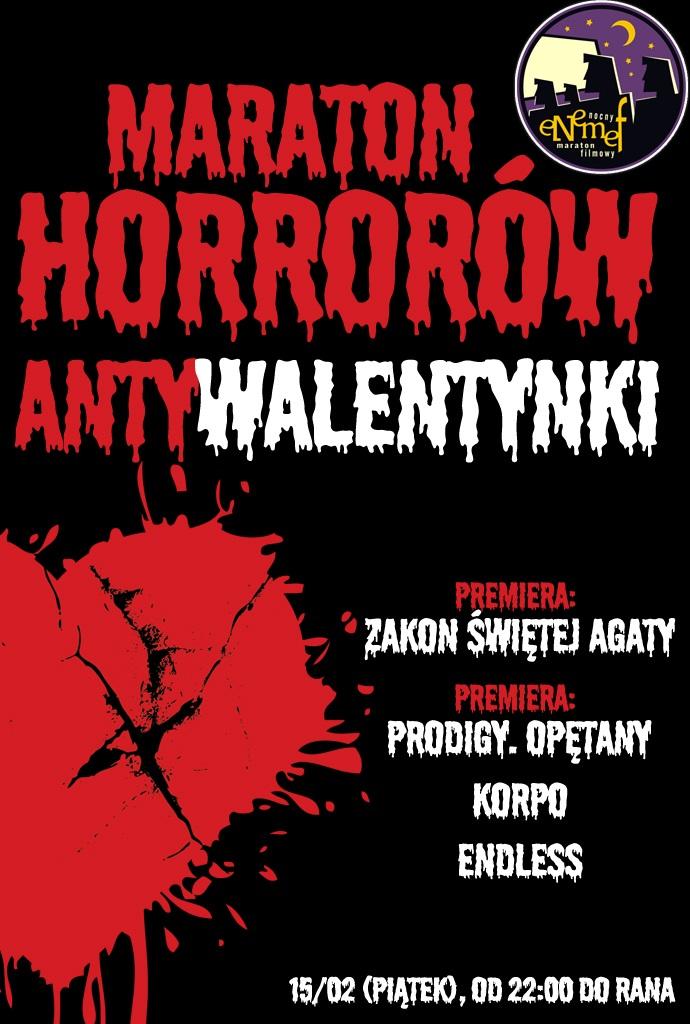 ENEMEF: Noc horrorów - ANTYWALENTYNKI