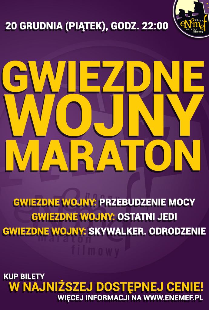 ENEMEF: Gwiezdne Wojny Maraton