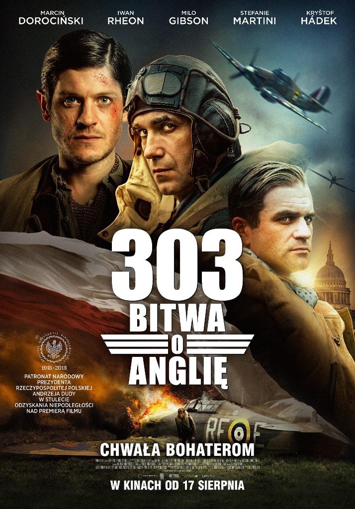 AFM /GM KL. III; SŚ/ 303. Bitwa o Anglię
