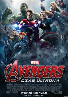 Avengers: Czas Ultrona 2D / napisy