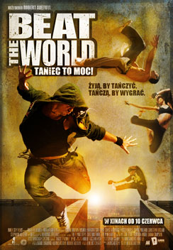 Beat the World. Taniec to moc!