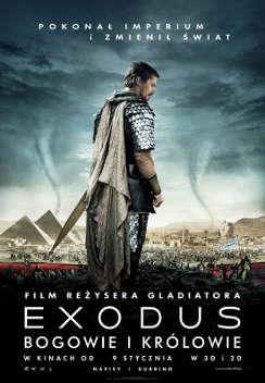 Exodus: Bogowie i królowie 2D / dubbing