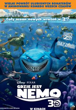 Gdzie jest Nemo? 2D