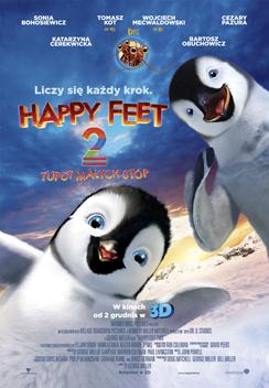 Happy Feet: Tupot Małych Stóp 2 - 2D