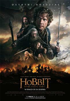 Hobbit: Bitwa Pięciu Armii 2D / dubbing