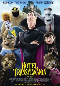 Hotel Transylwania 3D