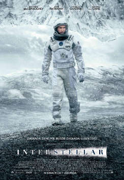 Bilety na: Interstellar