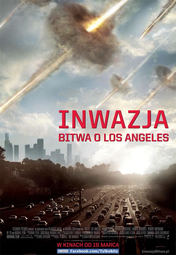 Inwazja. Bitwa o Los Angeles
