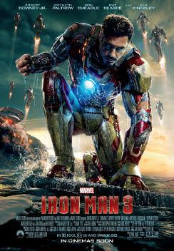 Iron Man 3 3D dubbing