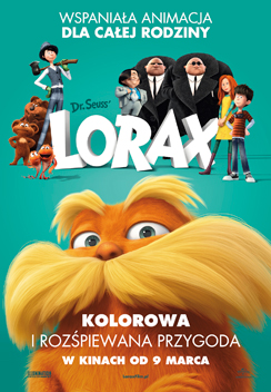 Lorax 2D