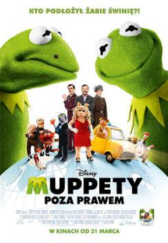 Muppety: Poza prawem - napisy