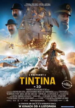 Przygody Tintina 2D - dubbing