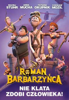 Roman Barbarzyńca 2D