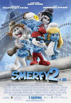 Smerfy 2 3D