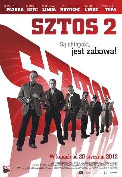 Sztos 2 - premiera z udziałem twórców filmu